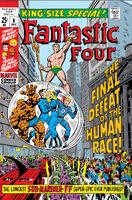 Fantastic Four Annual Vol 1 8