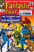 Fantastic Four Vol 1 27