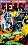 Ghost Rider - Captain America Fear Vol 1 1