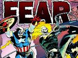 Ghost Rider - Captain America: Fear Vol 1