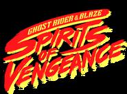 Ghost Rider Blaze Spirits of Vengeance Vol 1 Logo