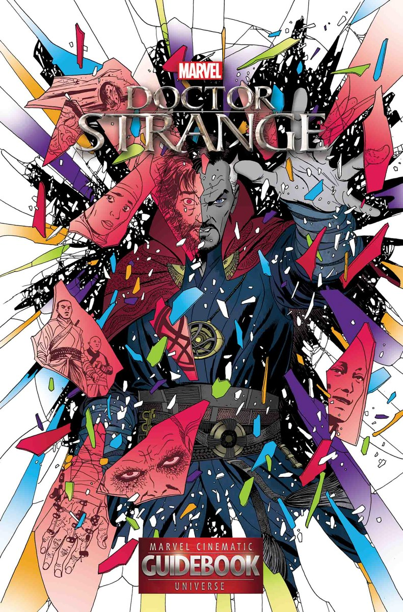 Guidebook to the Marvel Cinematic Universe - Marvel's Doctor Strange Vol 1
