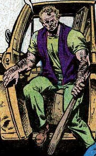 Harry Donovan (Earth-616)