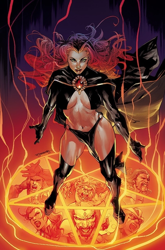 Madelyne Pryor (Earth-616)