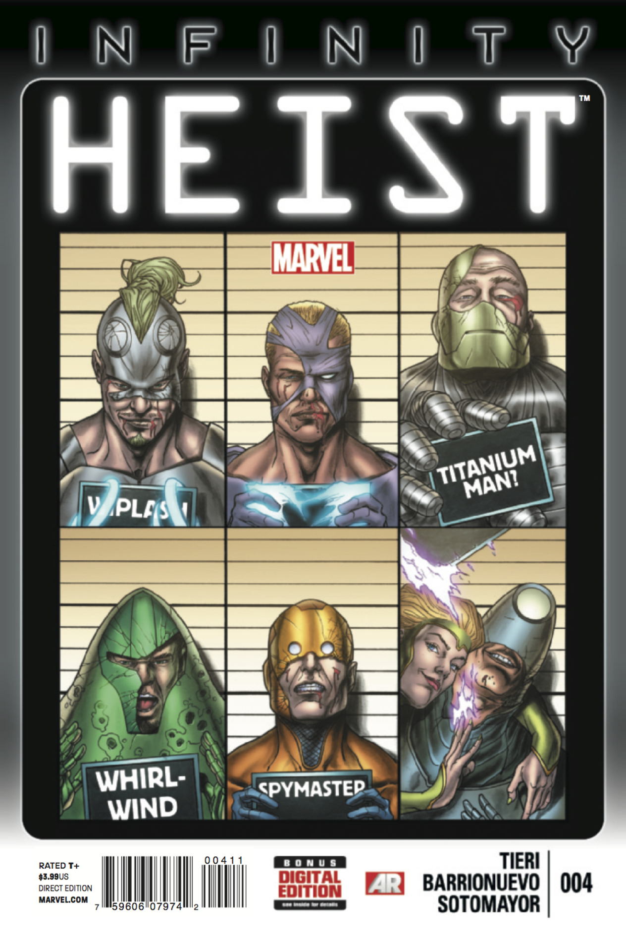 Infinity: Heist Vol 1 4