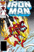 Iron Man Vol 1 216