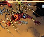 Iron Spider (Earth-13346) from Ultimate Spider-Man Vol 1 200 001.jpg