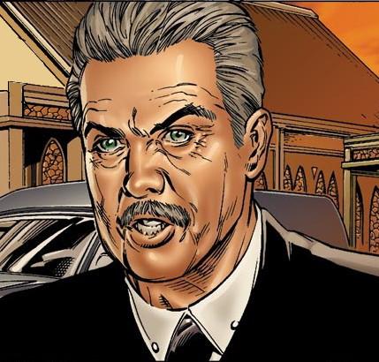 John Landru (Earth-616)