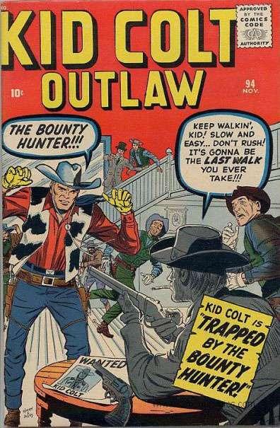 Kid Colt Outlaw Vol 1 94