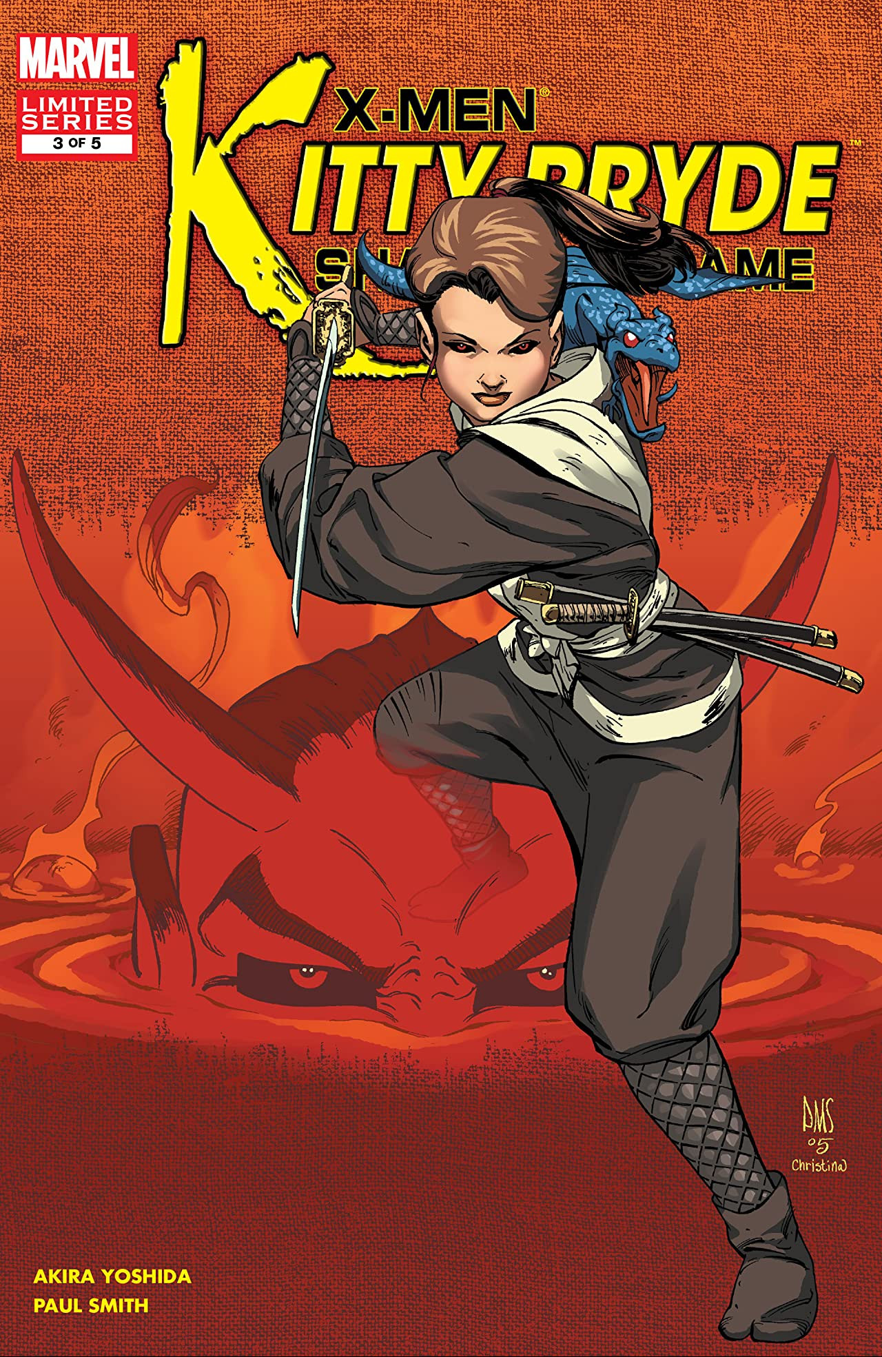 X-Men: Kitty Pryde - Shadow & Flame Vol 1 3
