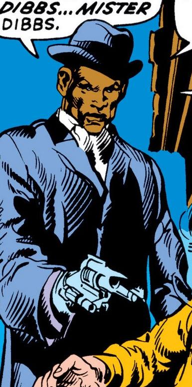 Lionel Dibbs (Earth-616)
