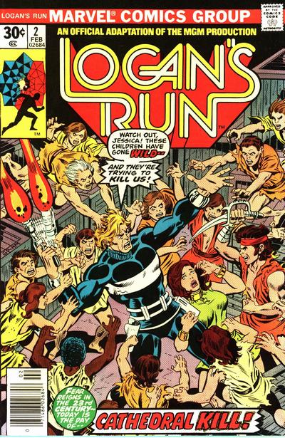 Logan's Run Vol 1 2