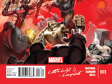Longshot Saves the Marvel Universe Vol 1 3