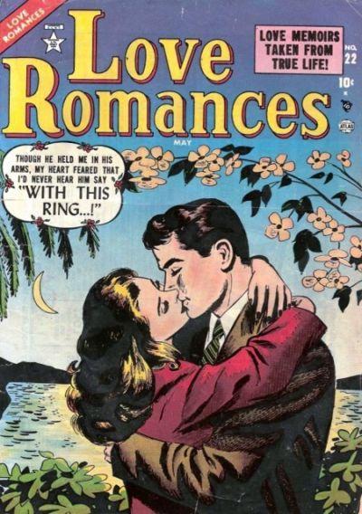 Love Romances Vol 1 22