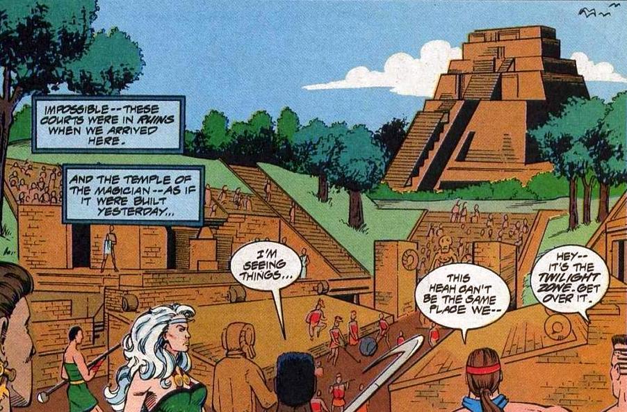 Mayan Pyramids/Gallery