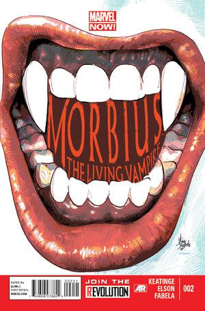Morbius The Living Vampire Vol 2 2.jpg