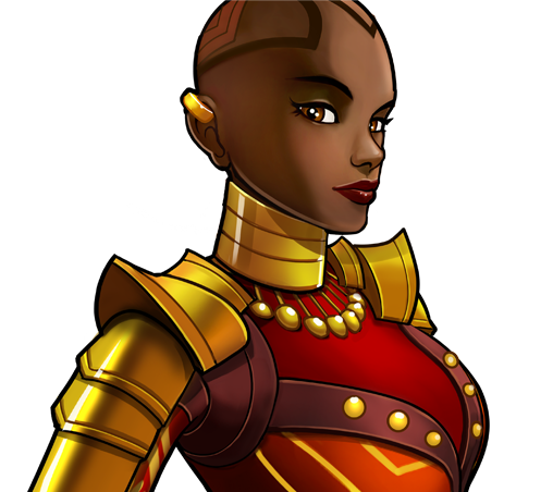 Dora Milaje (Earth-TRN562)/Gallery