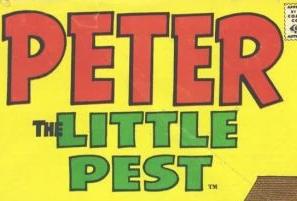 Peter the Little Pest Vol 1