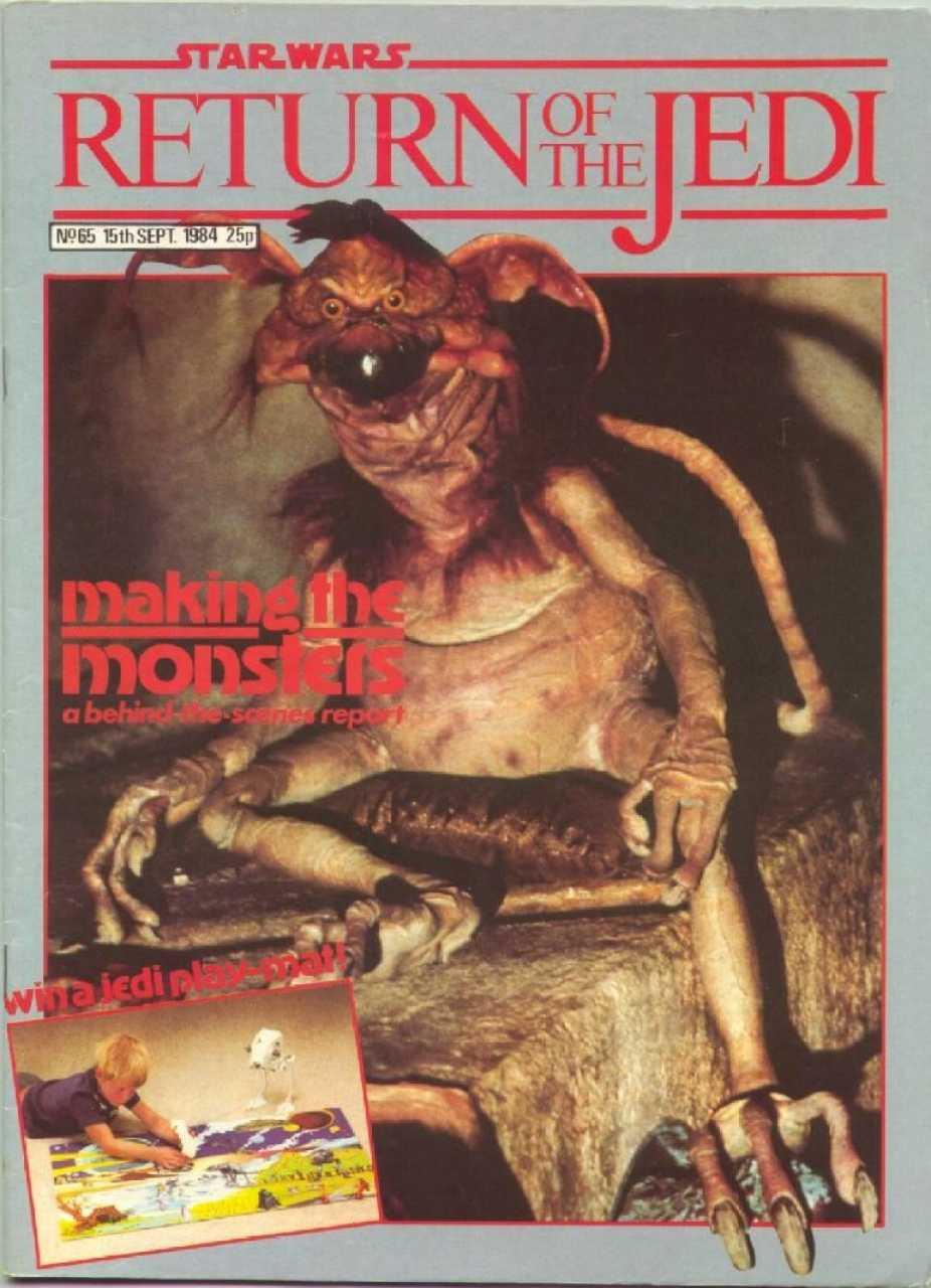 Return of the Jedi Weekly (UK) Vol 1 65