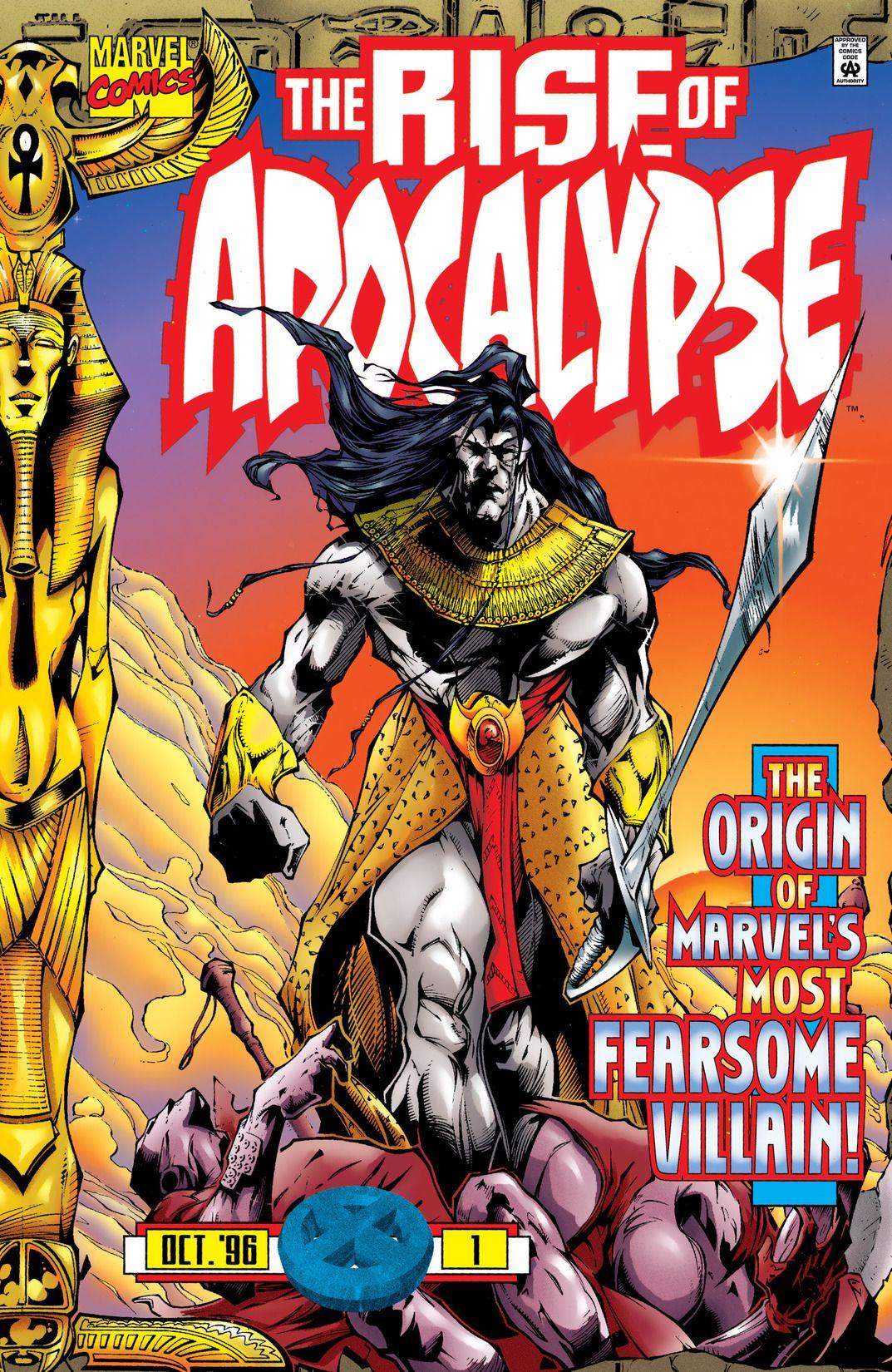 Rise of Apocalypse Vol 1 1