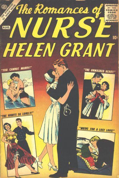 Romances of Nurse Helen Grant Vol 1