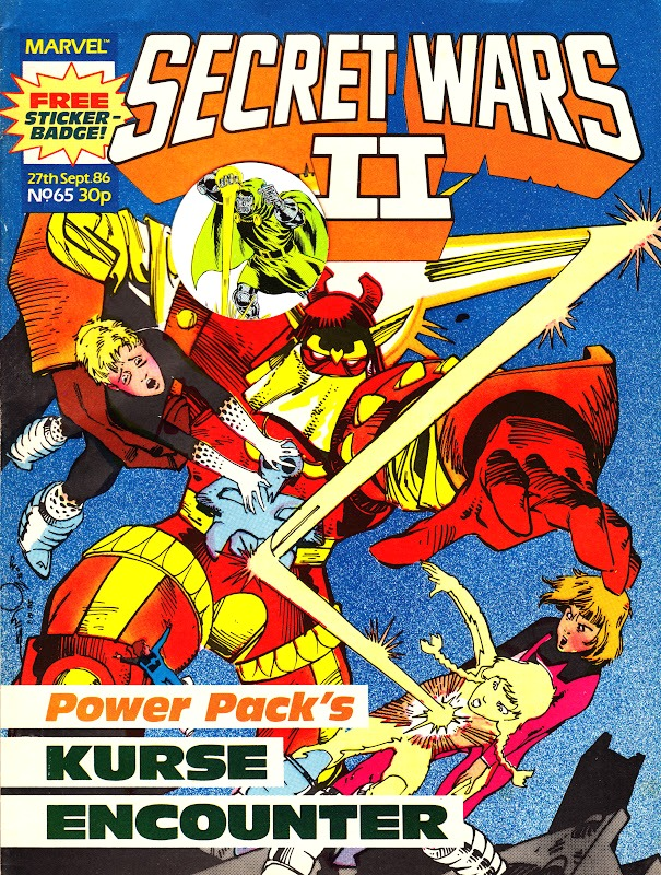 Secret Wars II (UK) Vol 1 65