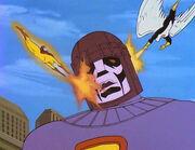 Sentinels, Angelica Jones (Earth-8107), and Warren Worthington III (Earth-8107) from Spider-Man and His Amazing Friends Season 2 3 001.jpg