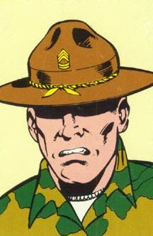 Sergeant Haldeman (Earth-148611)