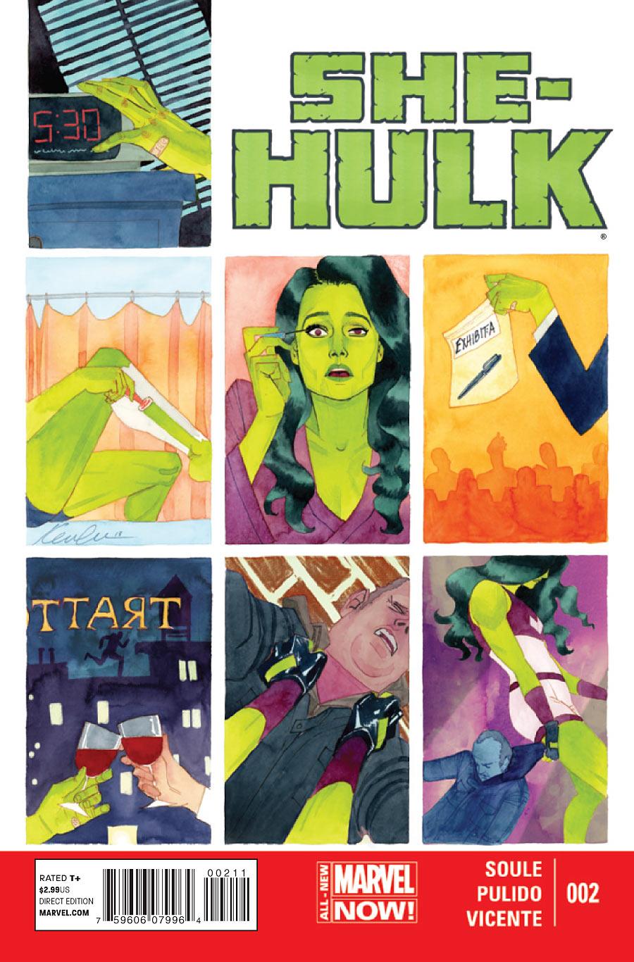 She-Hulk Vol 3 2