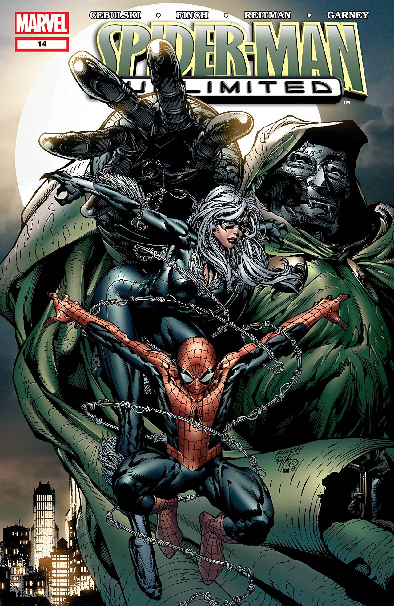 Spider-Man Unlimited Vol 3 14