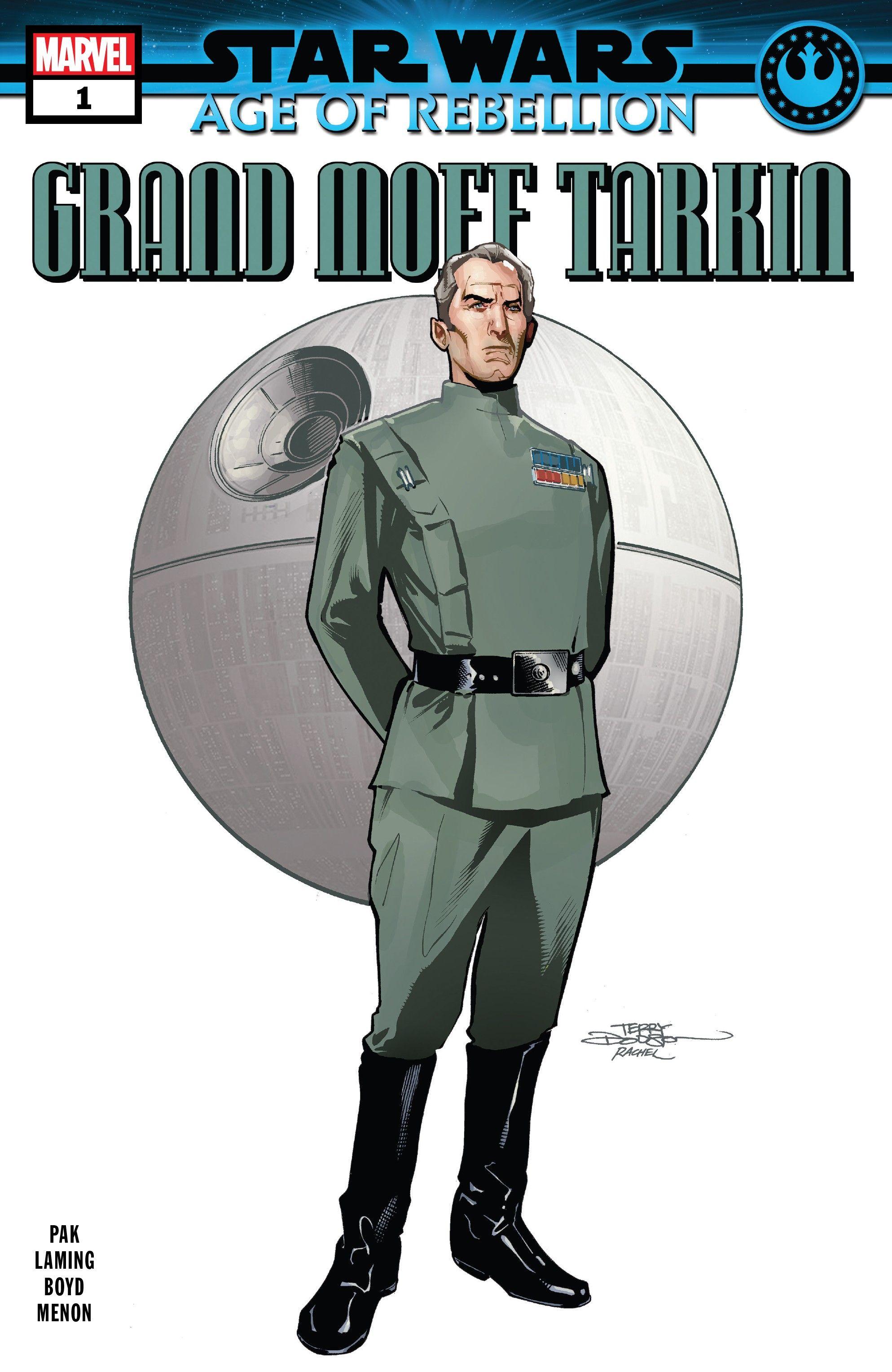 Star Wars: Age of Rebellion - Grand Moff Tarkin Vol 1 1
