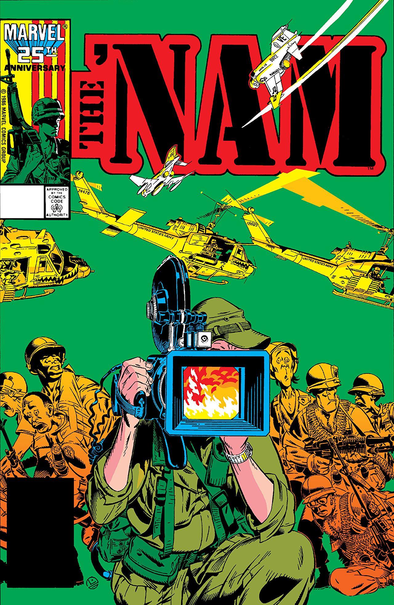 The 'Nam Vol 1 4