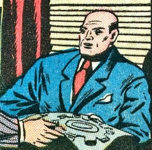 Thomas Carter (Earth-616)