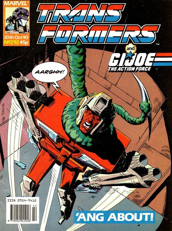 Transformers (UK) Vol 1 292