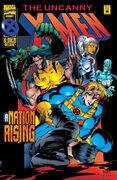 Uncanny X-Men Vol 1 323