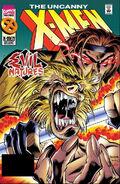 Uncanny X-Men Vol 1 326