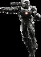 War Machine Armor MK III (Earth-199999) from Captain America Civil War 001