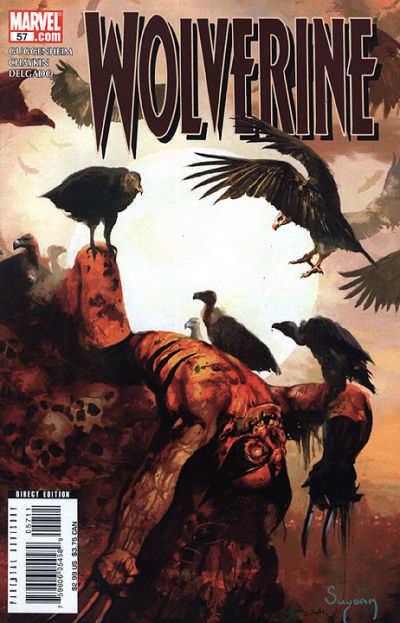 Wolverine Vol 3 57