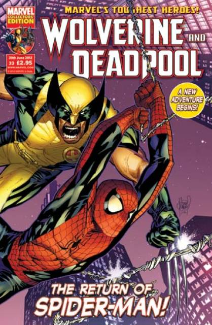 Wolverine and Deadpool Vol 2 33