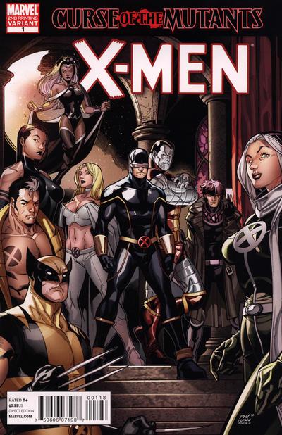 X-Men Vol 3 1 Second Printing Variant.jpg