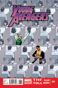 Young Avengers Vol 2 6