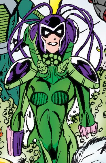 Andrea Haggard (Earth-616)