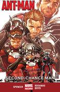 Ant-Man Second Chance Man TPB Vol 1 1