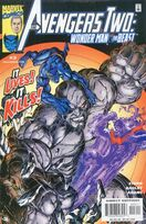 Avengers Two Wonder Man & Beast Vol 1 3