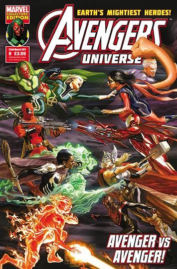 Avengers Universe (UK) Vol 2 8.jpg