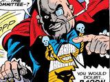 Baron Thunder (Earth-616)