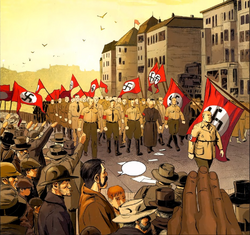 Bierhallen-Putsch from Red Skull Vol 1 1 0001.png
