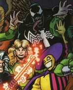 Blanche Sitznski (Project Doppelganger LMD) (Earth-616) from Spider-Man Deadpool Vol 1 33 001