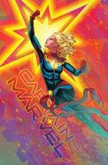 Captain Marvel Vol 10 23 Dauterman Variant Textless