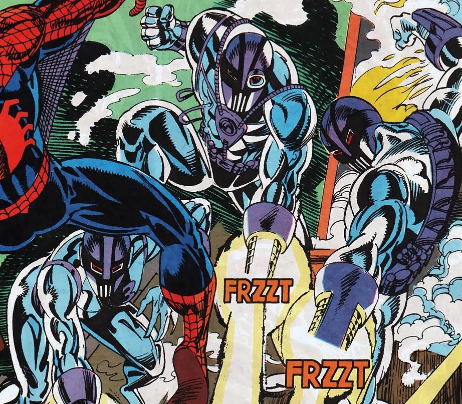 Cyber-Hunters (Earth-616)